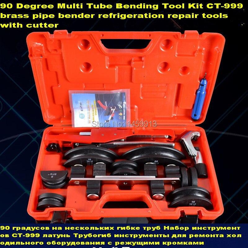 condicionado alumínio bronze dobrador de tubulação de
