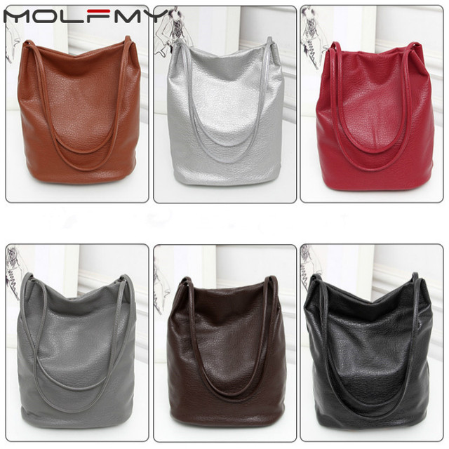 3e3c1505fe6b Women s Soft Leather Handbag High Quality Women Shoulder Bag Luxury Brand  Tassel Bucket Bag Fashion Women s Handbags