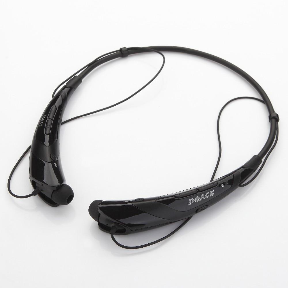 Orginal Marca Stereo Wireless Cuffie Bluetooth V 4.0 in ear Auricolare  Stile sport Laccio per iphone 5 s 6 s in Orginal Marca Stereo Wireless  Cuffie ... 2af9183d8537