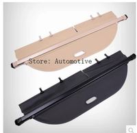 Top Quality! Rear Trunk Security Shield Cargo Cover Fit For Toyota RAV4 RAV 4 2014 2015  2016 2017 (Black  beige)
