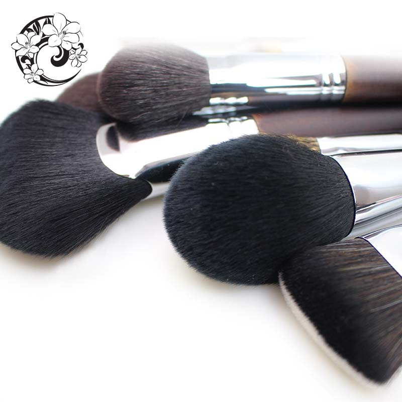Energía marca profesional 22 piezas Maquillaje cepillo Natural conjunto de pinceles de Maquillaje + bolsa + Brochas Maquillaje Pinceaux Maquillage tm1 - 4