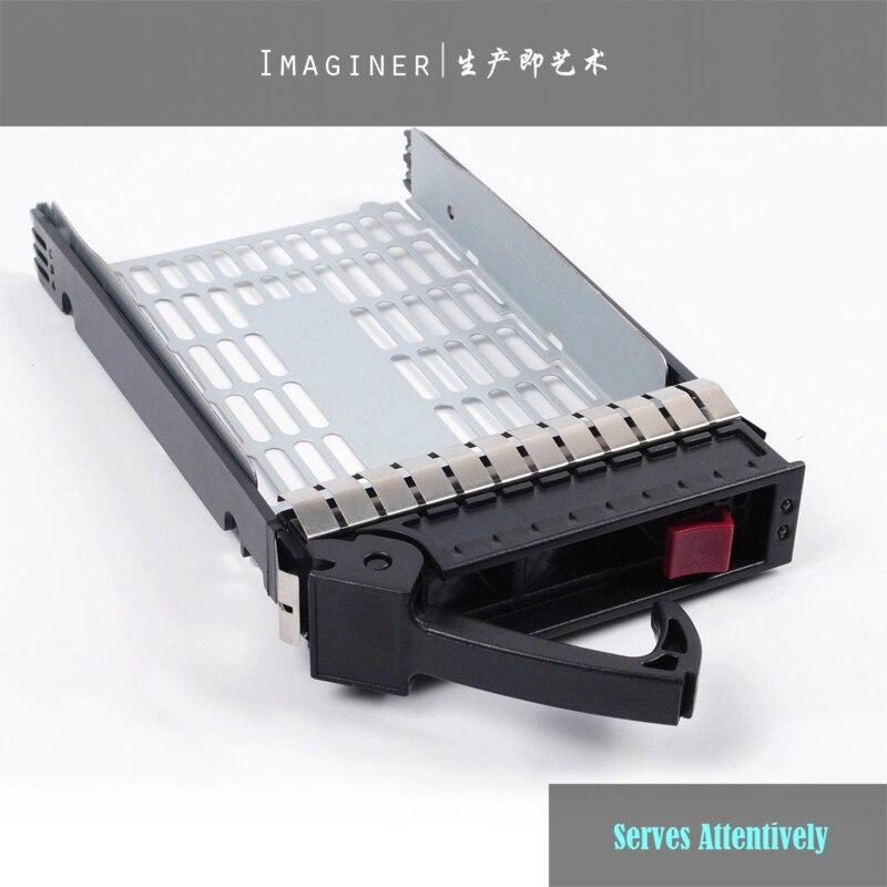 "3.5/"" Inch SATA SAS Hard Drive Tray Caddy For HP ProLiant DL165 G5 Ship From USA"