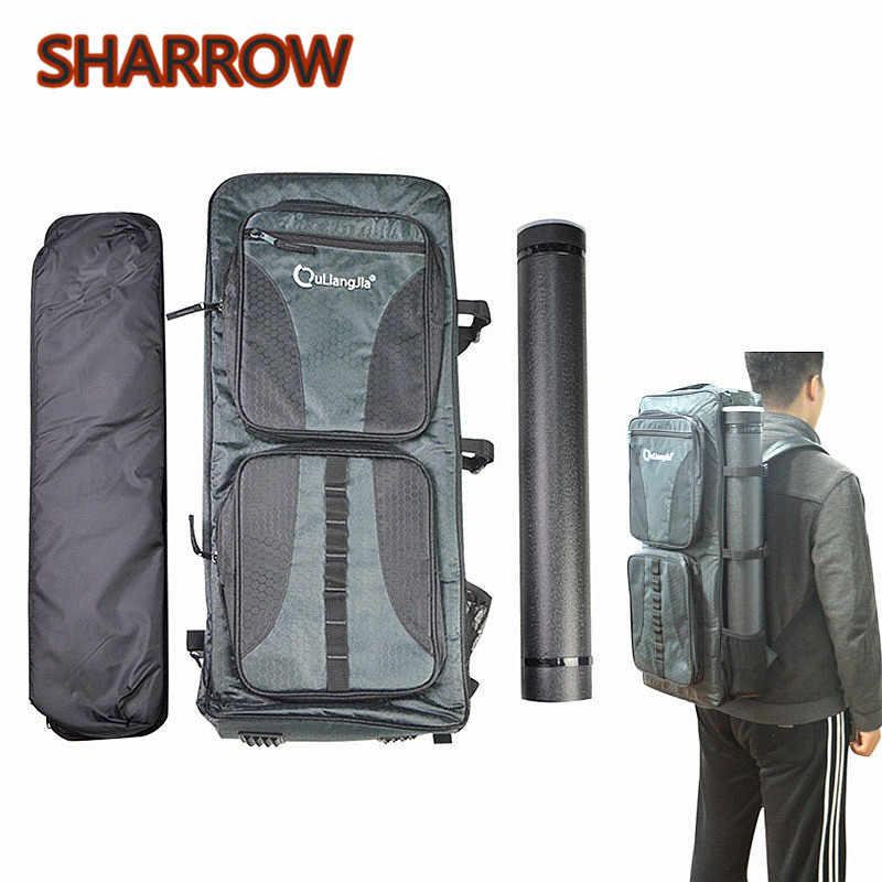 1set Archery Tactical Backpack Bow Bag