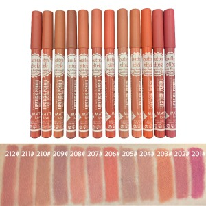 3pcs Lipstick Pencil Waterproo