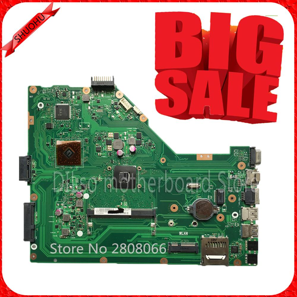 KEFU X55U For ASUS X55U X55A Integrated Laptop motherboard mainboard work 100%