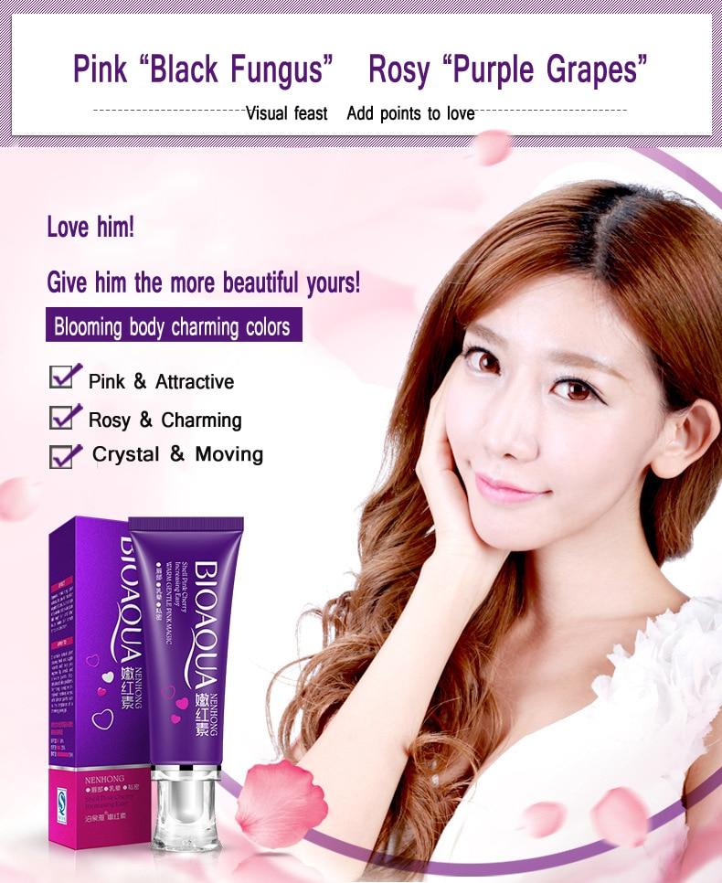 10pcs BIOAQUA Intimate Parts Bleaching Pinkish Cream Whitening Body ...