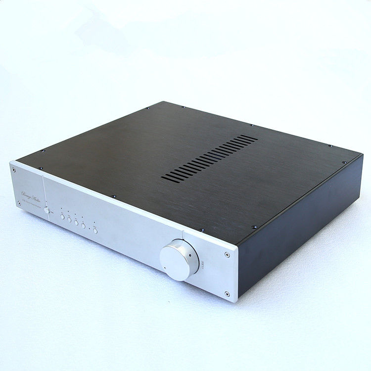 Stereo Power Amplifier 4 Analog Input Integrated Audio Amp NAP10 Circuit 100W*2 gs2964 ine3 integrated circuit mr li