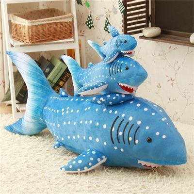 Акула 130 см Имитация животных плюшевая Мягкая кукла животное мягкая игрушка для девочек Дети любовник лучший рождественский подарок - 2