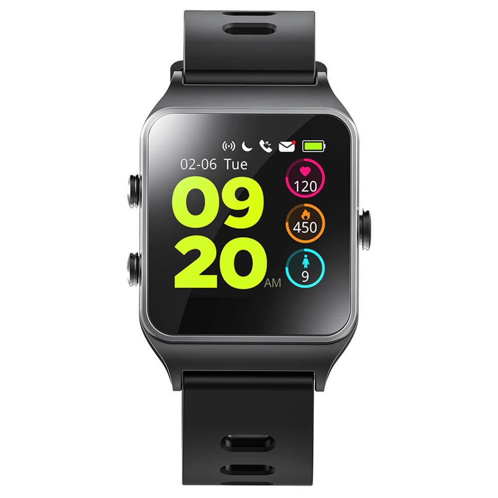 Makibes BR3 Smart Watch 1.3 Inch IPS Color Touchscreen Built-in GPS Multi-sports Modes Heart Rate MonitorMakibes BR3 Smart Watch 1.3 Inch IPS Color Touchscreen Built-in GPS Multi-sports Modes Heart Rate Monitor