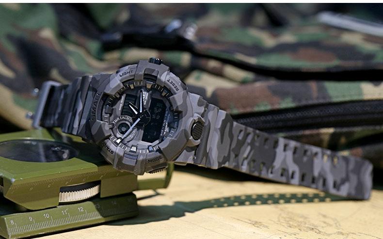 17 military army watch