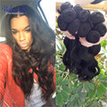 Malaio virgem do cabelo 10 ofertas bundle Malaio onda do corpo do cabelo Malaio virgem não processado 7a cabelo fórmula cabelo de crochê sexy