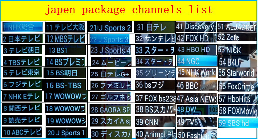 US $220 0 |New ! ! ! Japanese iptv,japan iptv box,android tv box with one  year japan iptv apk,free watch 83 HD Japanese live tv channels-in Set-top