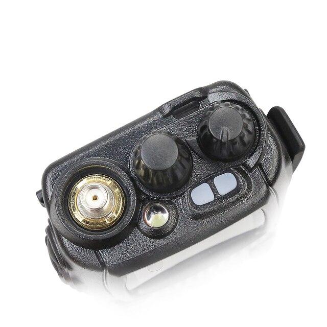 Original Wouxun KG-UV9D talkie-walkie double bande double affichage 136-174/400-512 MHz Air bande recevoir 999CH 5 W Radio bidirectionnelle