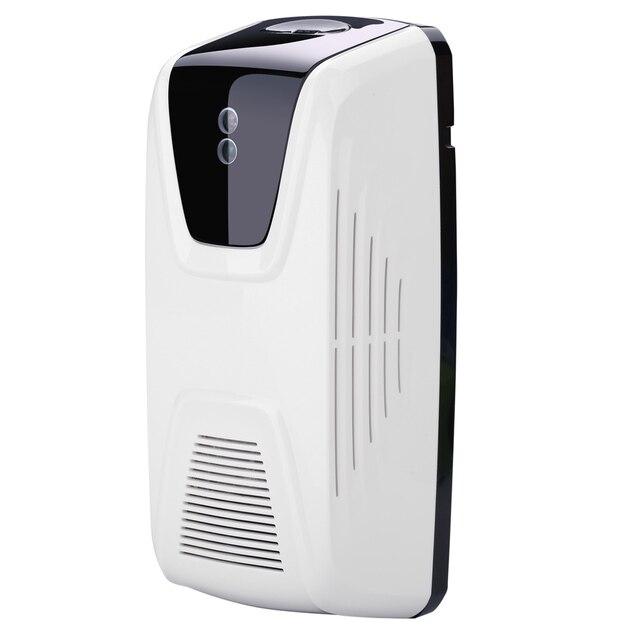 Homgeek Fan Type Automatic Light Sensor Air Purifier Dispenser Use Essential Oil or Perfume Refillable Aerosol Dispenser