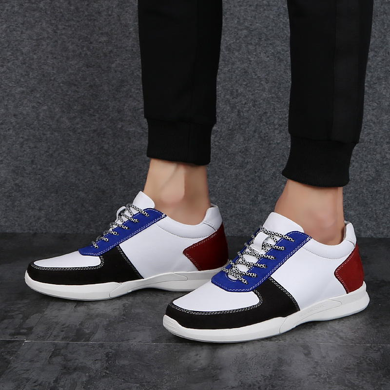 2018 fashion genuine leather Casual women Flats Lace-Up Simple Stylish female Shoes Oxford wedding women party Shoes For women 4