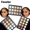 15 Colors Maquiagem Contour Palette Face Cream Colorful Makeup Concealer Palette Magic Facial Cosmetic Makeup Tool Foonbe