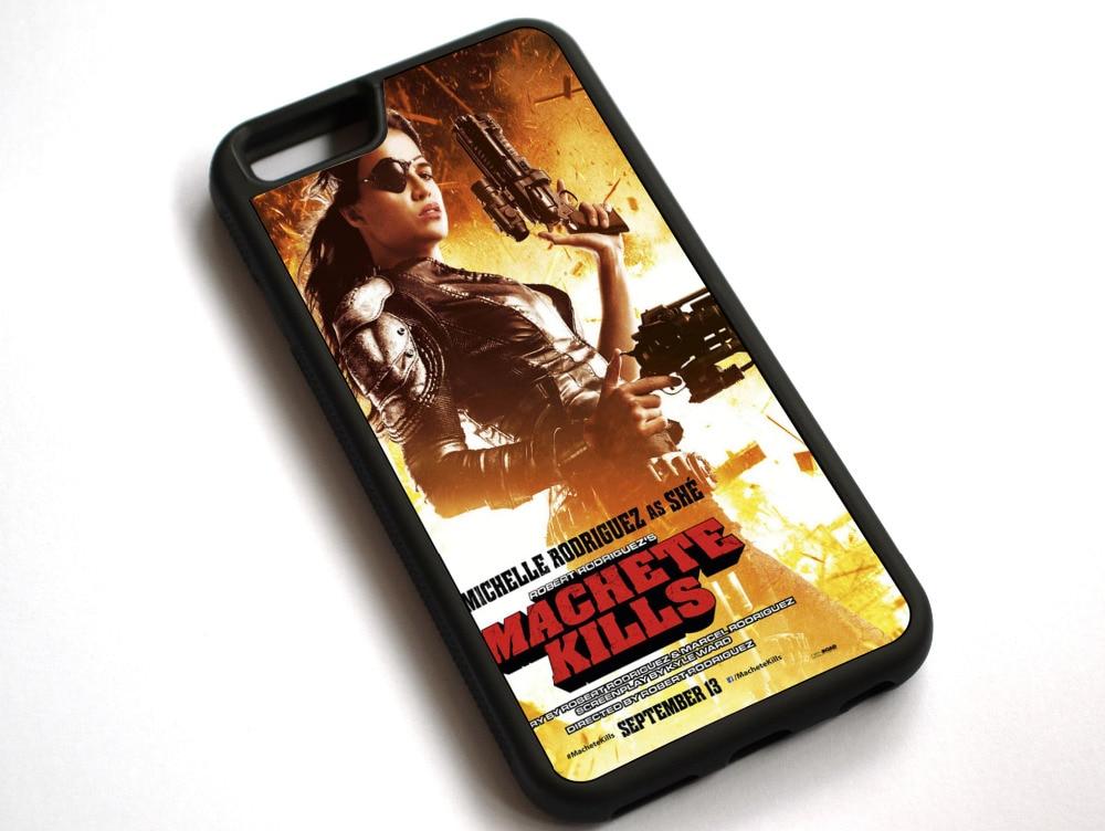 #11601 MACHETE KILLS LADY GAGA Movie Case Cover For Apple iPhone 7 7Plus