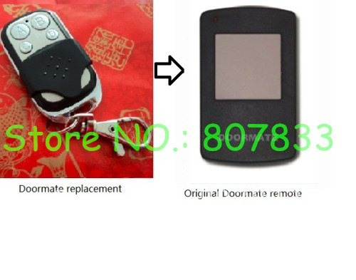 Door-mate 303MHZ garage gate remote opener, Doormate transmitter receiver with ABCD & 1234 button for option, cheap remote 9931t allstar 9931t 318 garage door opener remote transmitter 318mhz top quality