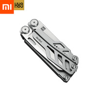 (from Russian) Xiaomi Huohou Multi function Pocket Folding Knife 420J2 Stainless Steel Blade Hunting Camping Survival Tool