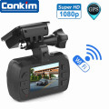 "Original Wifi Car DVR Recorder JOJOQ MINI 0905 Novatek 96655 1.5""Car Camera GPS Auto Camcorder Full HD 1920x1080P WDR Dash Cam"