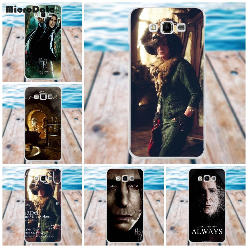 MicroData Soft Funny Severus Snape Top-rated For <font><b>Samsung</b></font> <font><b>Galaxy</b></font> A3 A5 A7 J1 J2 J3 <font><b>J5</b></font> J7 2015 <font><b>2016</b></font> 2017 image
