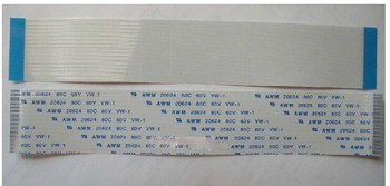 FFC 1.25pitch 24pin 2000mm long type A Flexible Flat Cable For TTL LCD DVD Computer Printer AWM 80C 60V VW-1 цена 2017