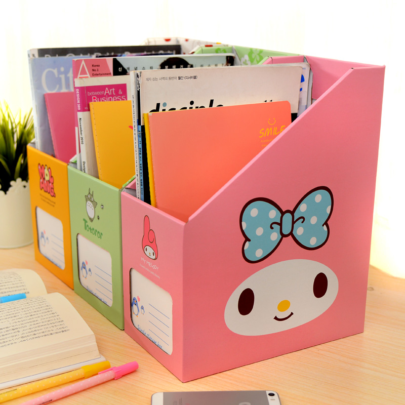 office desktop storage. an anjia south korea stationery paper diy desktop storage box office desk large file s
