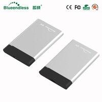 Blueendless BS-U23G ABS + Metall Shell 2 5 zoll HDD Fall USB 3.0 Gen 1 Typ-C Zu SATA 3 0 Super geschwindigkeit HDD Box HDD Gehäuse Adapter