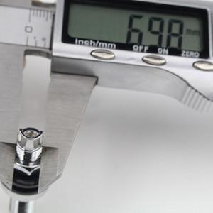 Image 5 - 4PCS High Quality Carbon Fiber Rhodium Plated Binding Post Speaker Amplifier Terminal HI END Grade
