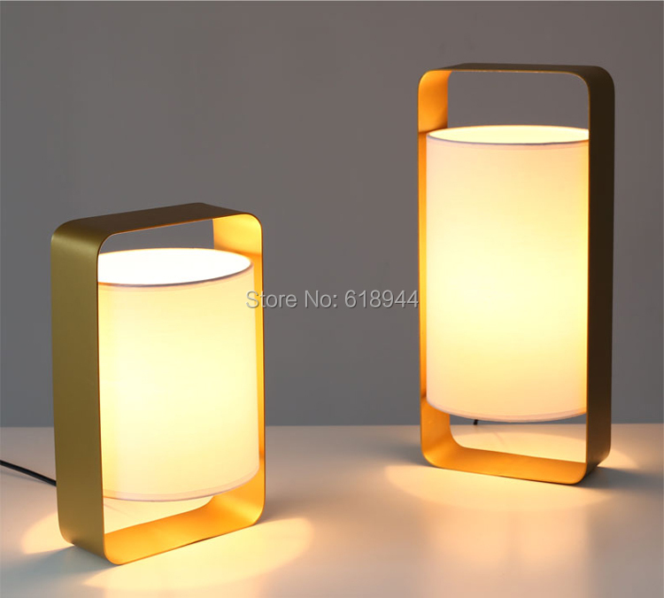 ФОТО Modern Brief Table Lamps Bedroom Beside Creative and Personality Fashion Decoration Table Light Nordic Mediterranean Desk Lamps