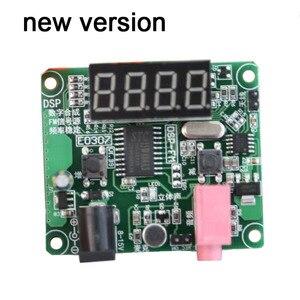 Image 4 - DSP FM טכנולוגיה FM רדיו משדר מודול דיגיטלי LED תצוגת FM תדר 65MHz 125MHz עבור אלחוטי אודיו קול 12V 24V