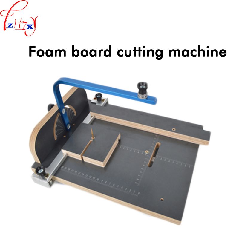 New Small heating wire foam board cutting machine KD-6 electric hot wire pearl cotton sponge electric heat cutter 100-240V 1PC цены