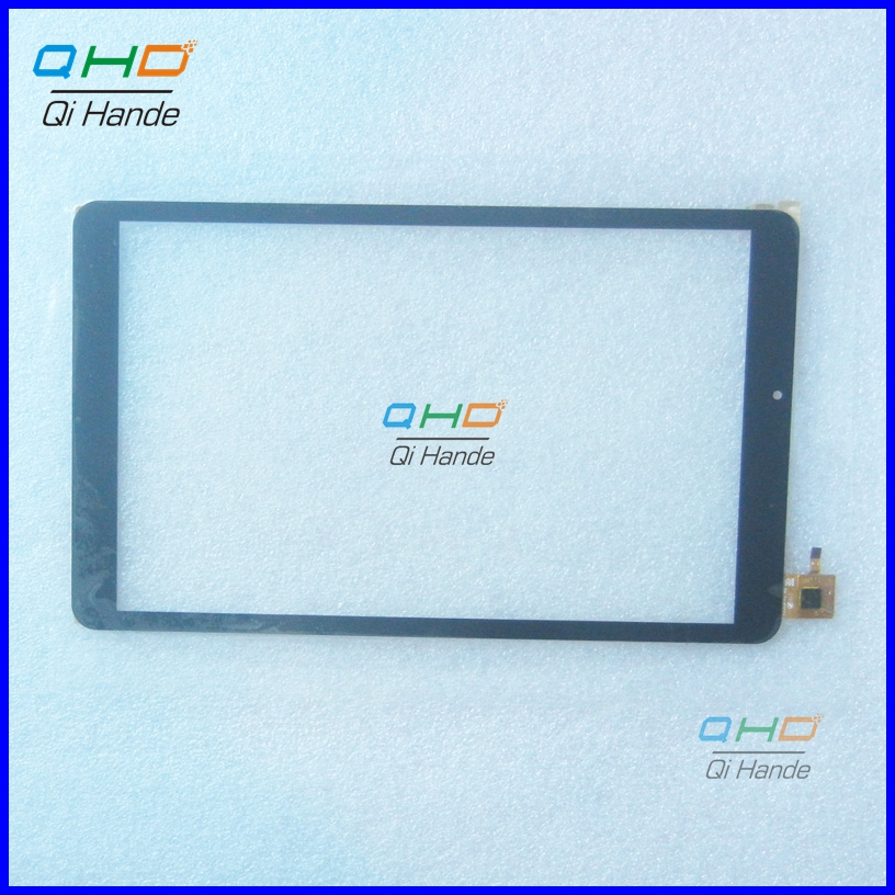 YJ355FPC-V0 Black New Touch Screen Digitizer Sensor Replacement for 10.1-inch Tablet PC Free Shipping brand new 10 1 inch touch screen ace gg10 1b1 470 fpc black tablet pc digitizer sensor panel replacement free repair tools