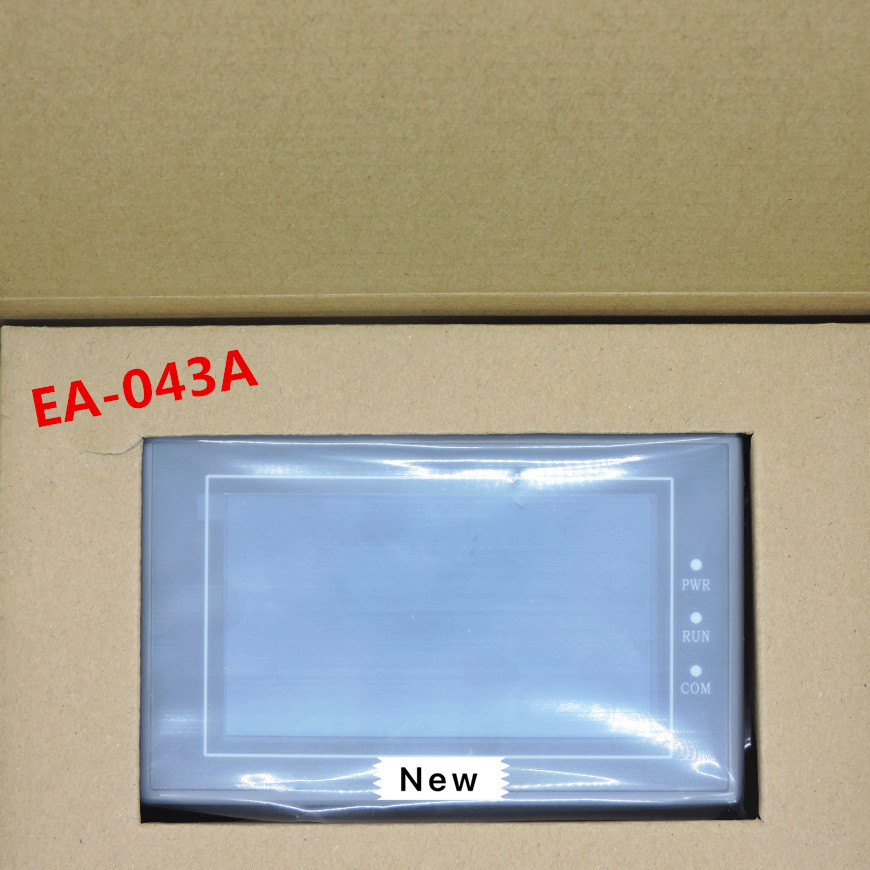 EA 043A Samkoon HMI Touch Screen 4 3 inch 480 272 with CD