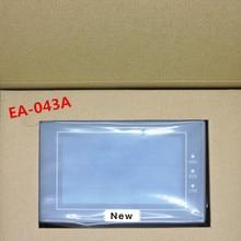 EA 043A samkoon hmi touch screen 4.3 polegadas 480*272 com cd