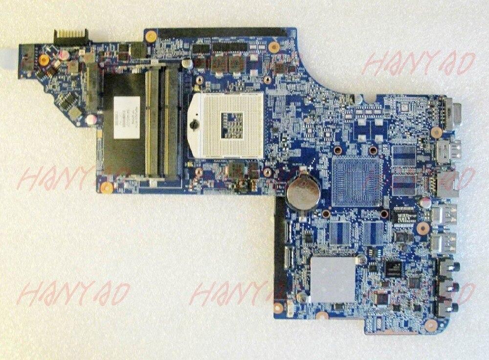 For HP Pavilion DV6 DV6-6000 series intel laptop motherboard 641484-001 Test OK