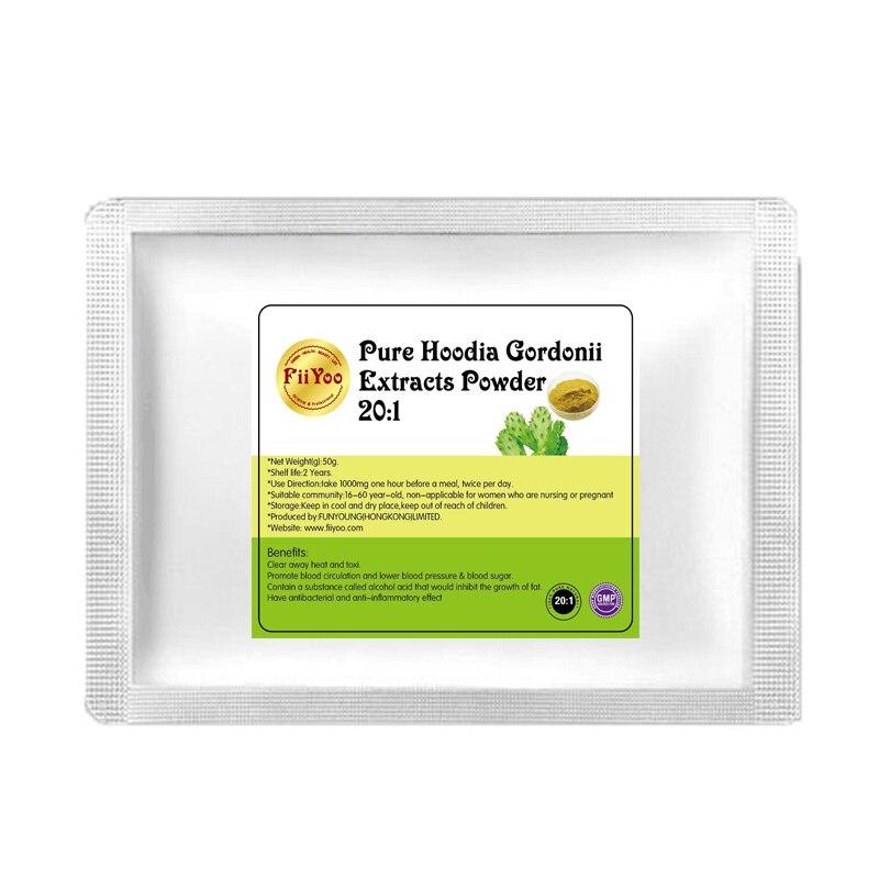Fiiyoo чистый худиа гордони экстракты hoodia кактус потеря веса.