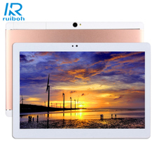 10.1 inch Tablet Pc 4G Lte 4GB Rom 32GB  Octa Core Phone Call card 1920×1200 Android 6.0 WiFi GPS Tablets pcs Tablets Dual SIM
