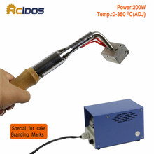 W3550 electric soldering iron,Hot foil Stamping Machine,RCIDOS Special for cake branding machine,Wood embossing machine 200W