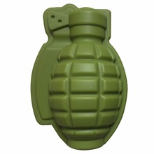 Ice Cube Mold Grenade Shape Silicone Gift Kitchen Tools