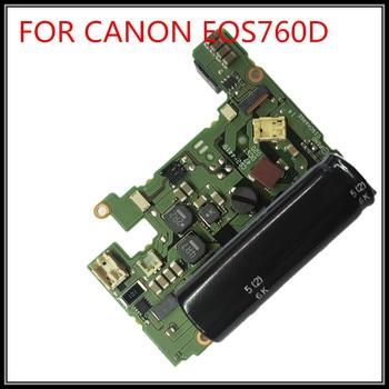 Canon EOS 750D 760D, Canon EOS Kiss X8i, Canon EOS Rebel T6i, Canon EOS Kiss 8000D, Canon EOS Rebel T6S SLR 용 DC 전원 충전 보드 / PCB 수리 부품