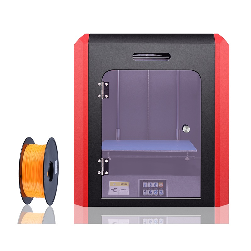 Hot Sale in 2017 Desktop 3D Printers ET K1 Single Extruder Prusa Dual Color Print High