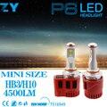 P6 45W HB3/9005/H10 Car LED Headlight Conversion Kit 6000K Xenon White Super Bright Car Styling LED Headlamp Bulbs