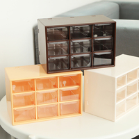 PP Transparent Washi Tape Box Stationary Storage Box Washi Tape Set Tools Scrapbooking Stationery Accessories