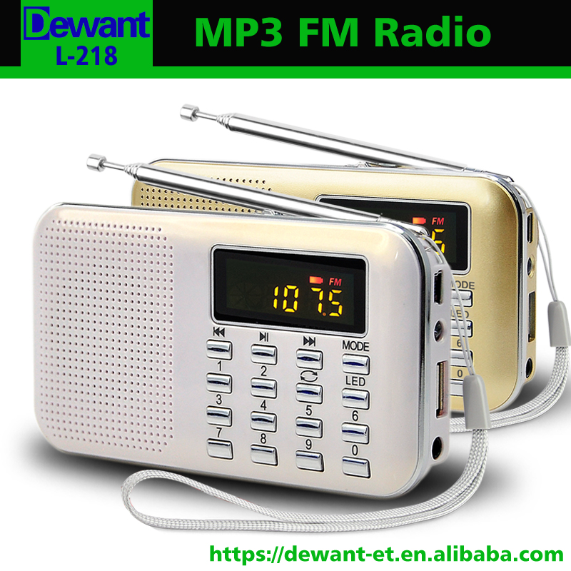 Free shipping L 938 MP3 audio Bible player speaker support TF/SD