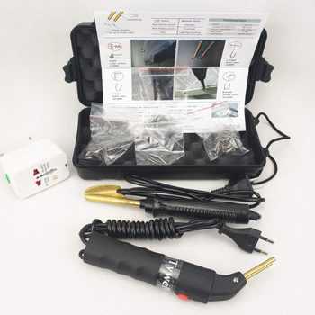 Professional Car Bumper Repair Machine Plastic Repair Kit ABS PVC Welding Machine 110-240V Hot Stapler Machine - DISCOUNT ITEM  43% OFF All Category