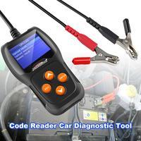 KONNWEI KW600 12V Full OBD2 Scanner OBD 2 Engine Code Reader Car Diagnostic Tool Scan tool Car Battery Tester