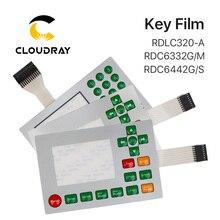 Ruida переключателя мембраны для RDLC320-A RDC6332G RDC6332M RDC6442S RDC6442G ключ пленочная клавиатура маска