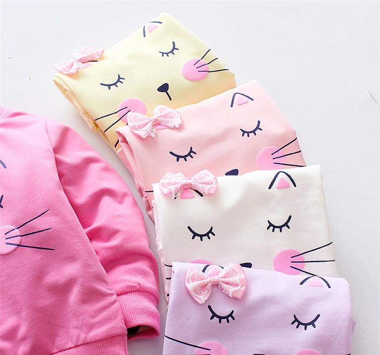 Baby's Cat Printed Sweatshirt 15 » Pets Impress