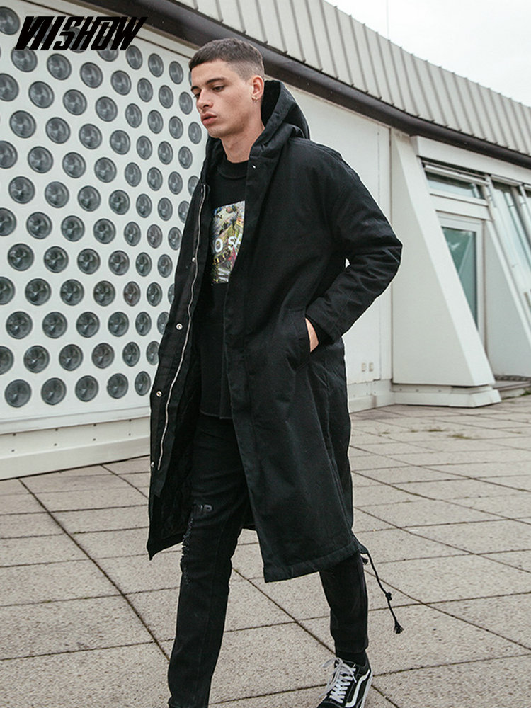 Men s autumn and winter Corduroy Jacket Fashion Solid Turn Down Collar Overcoat Plus Size Casual